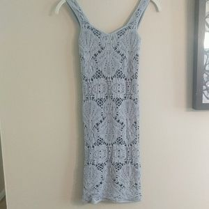 Brand New Free People form fitting/stretchy dress